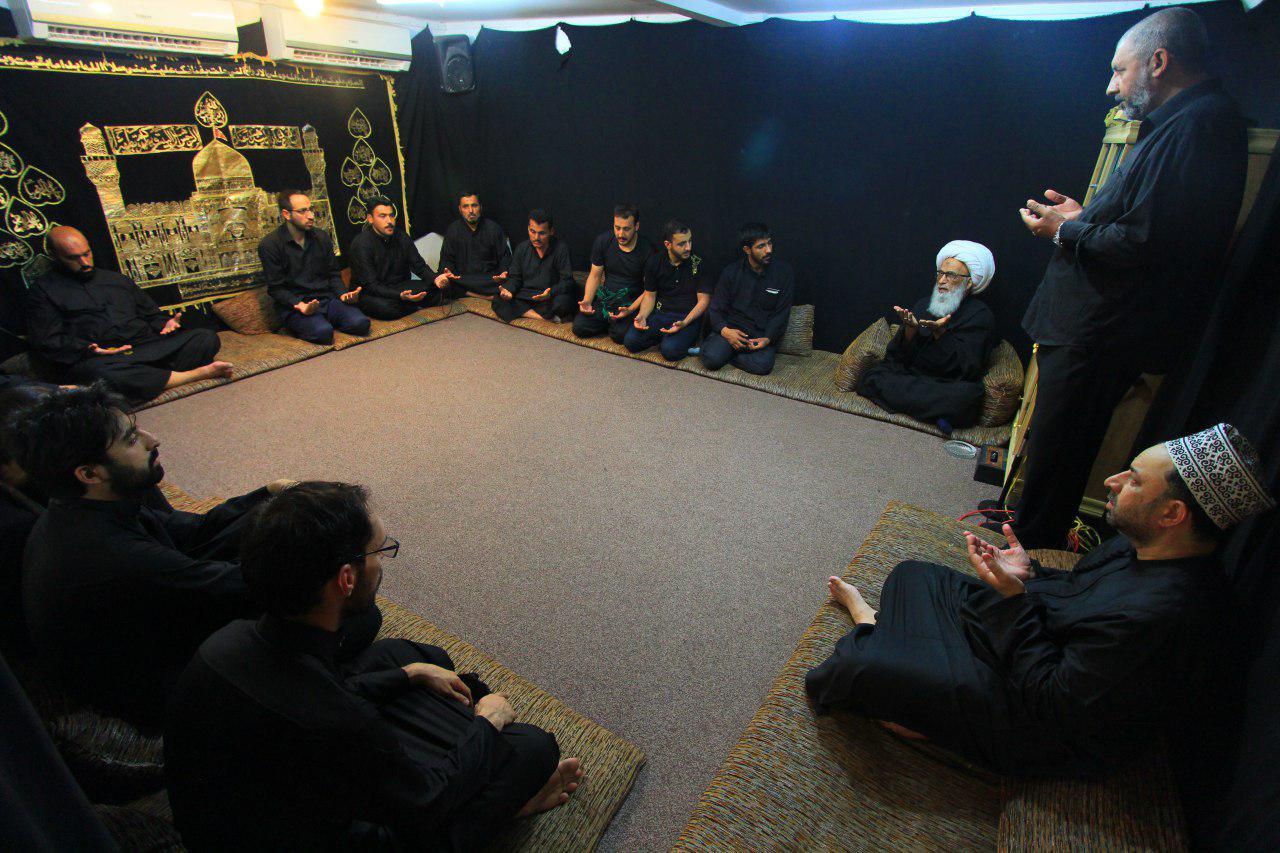 تصویر شعائر حسینی مورد تاکید ائمه علیهم السلام
