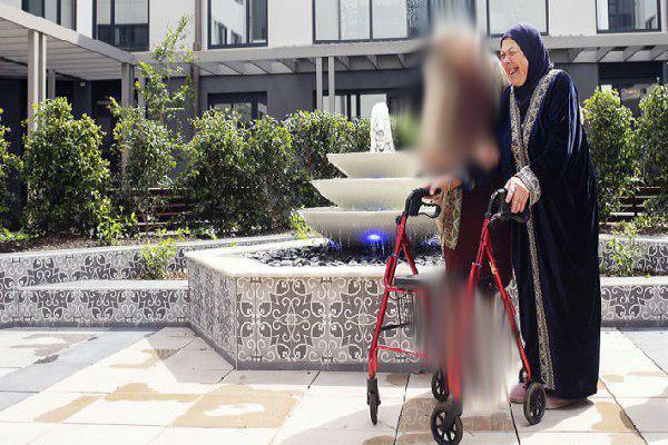 تصویر افتتاح نخستین سرای سالمندان مسلمان در استرالیا