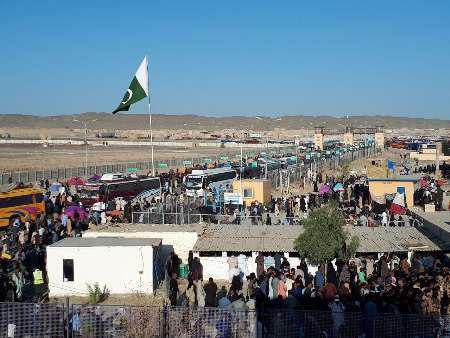 تصویر تامین امنیت زائران پاکستانی وظیفه حکومت