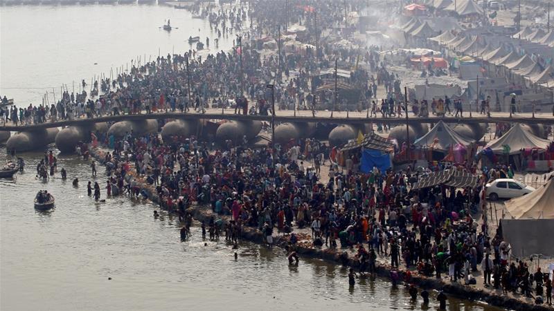 تصویر تغییر نام «شهر دادالله» در کشور هند