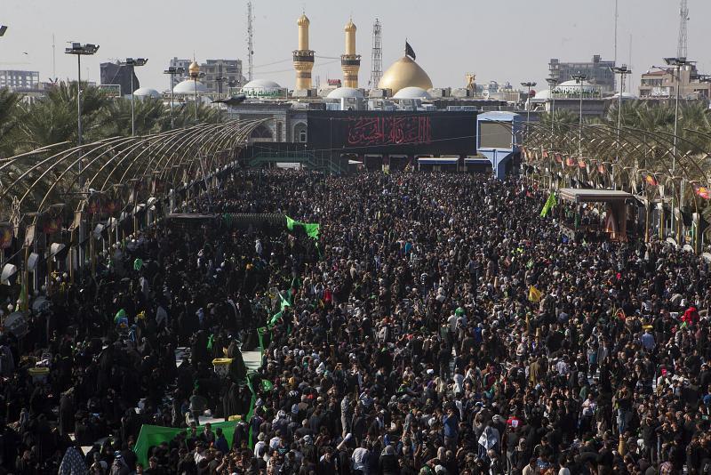 تصویر اعلام تعطیلی کربلا در ایام اربعین حسینی