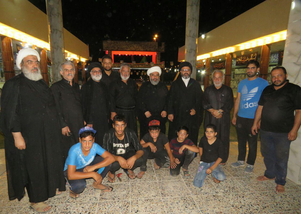 تصویر فعالیت های اخیر مجمع جهانی هیئات و مواکب حسینی در زیارت میلیونی اربعین