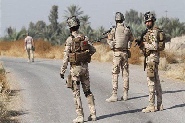 تصویر آغاز عملیات تعقیب هستههای داعش در «دیالی» عراق