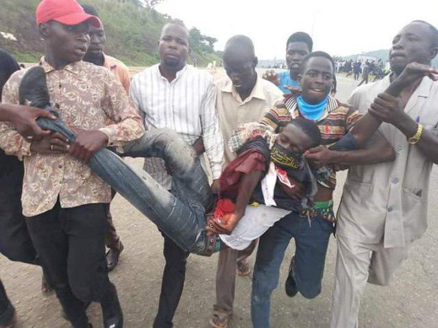 تصویر افزایش شهدای عزاداران حسینی در نیجریه به ۲۷ نفر
