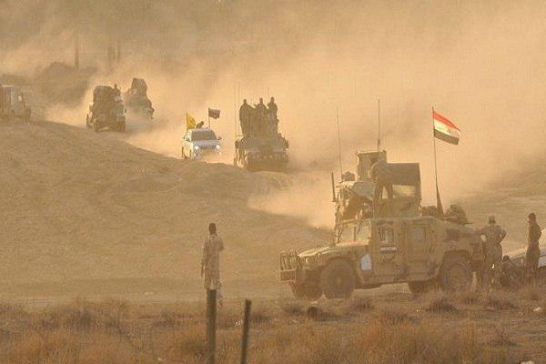تصویر هلاکت دو تن از سران داعش در مرز سوریه و عراق