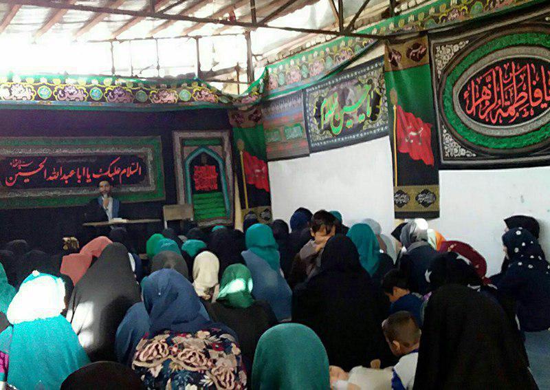 Photo of بزرگداشت اربعین حسینی در کابل