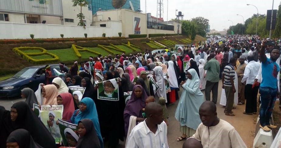 تصویر شیعه بودن در نیجریه یعنی تحمل آزار و اذیت
