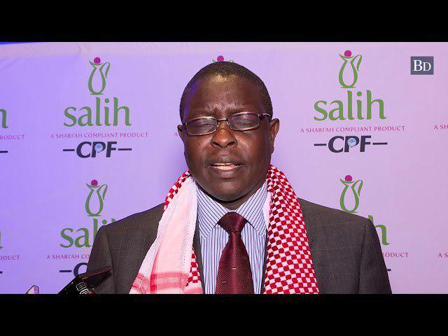 تصویر افتتاح بزرگترین صندوق بازنشستگی اسلامی در کنیا