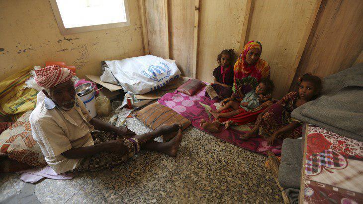 تصویر هشدار صلیب سرخ جهانی به طرف های درگیر در یمن: طبق قوانین جنگ، ملزم به حفظ جان مردم هستید