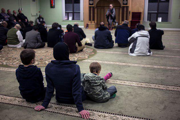 تصویر شماری از مساجد کانادا، مراسم «روز از مسجد من بازدید کن» برگزار کردند