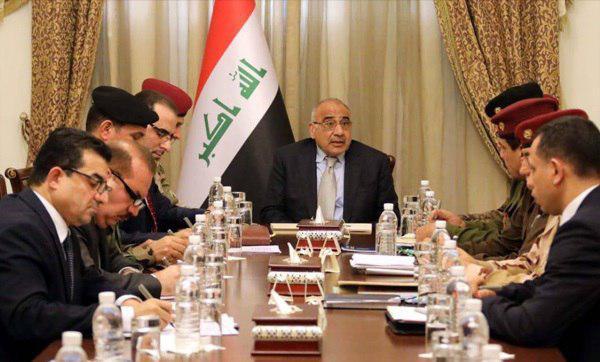 تصویر نخست وزیر عراق: نابودی تروریسم منوط به نابودی اندیشه آن است