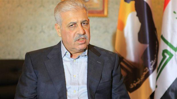 تصویر اعتراف استاندار سابق نینوا به هزینه هنگفت عربستان برای جذب اهل سنت عراق