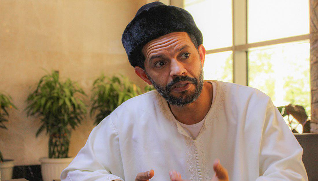تصویر مشاور سابق سازمان عفو بینالملل : در رساندن حقیقت نهضت حسینی ضعیف عمل شده