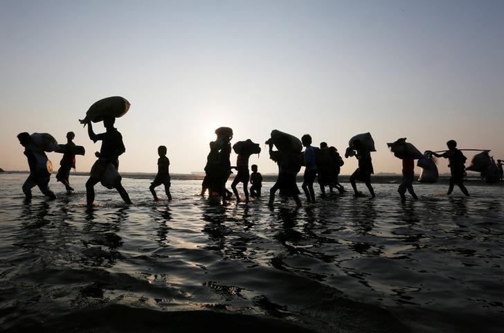 تصویر میانمار ۱۰۰ مسلمان روهینگیایی را دستگیر کرد؛ نگرانی از آغاز دوباره نسلکشی
