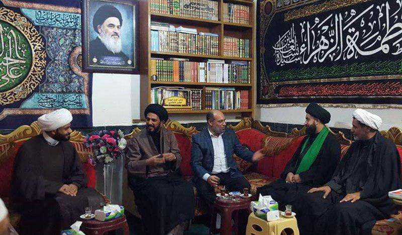 Photo of نشست مراکز مرتبط با مرجعیت در بغداد