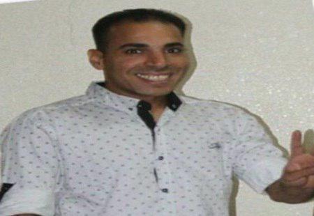 تصویر شهادت فعال شیعی به ضرب گلوله نظامیان سعودی