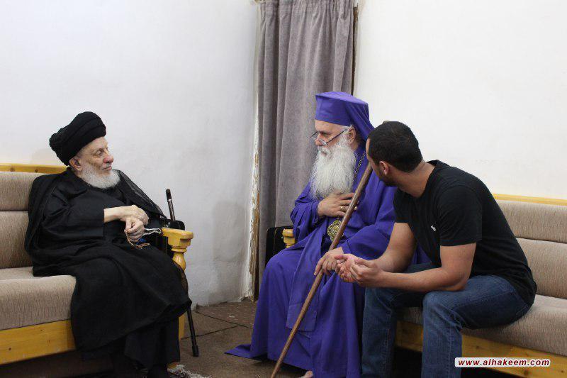 تصویر علما باید مبلغ محبت و گفتوگو میان ادیان باشند