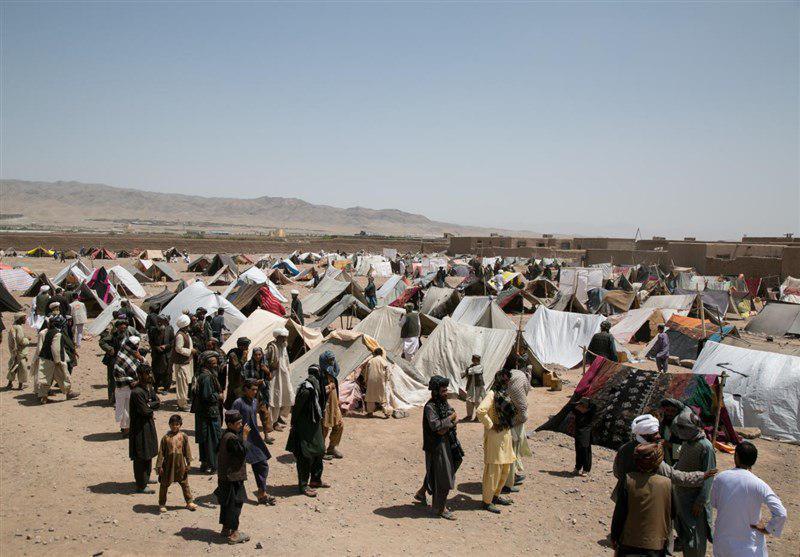 تصویر خشکسالی نیز به دشمنان افغانی ها اضافه شده است