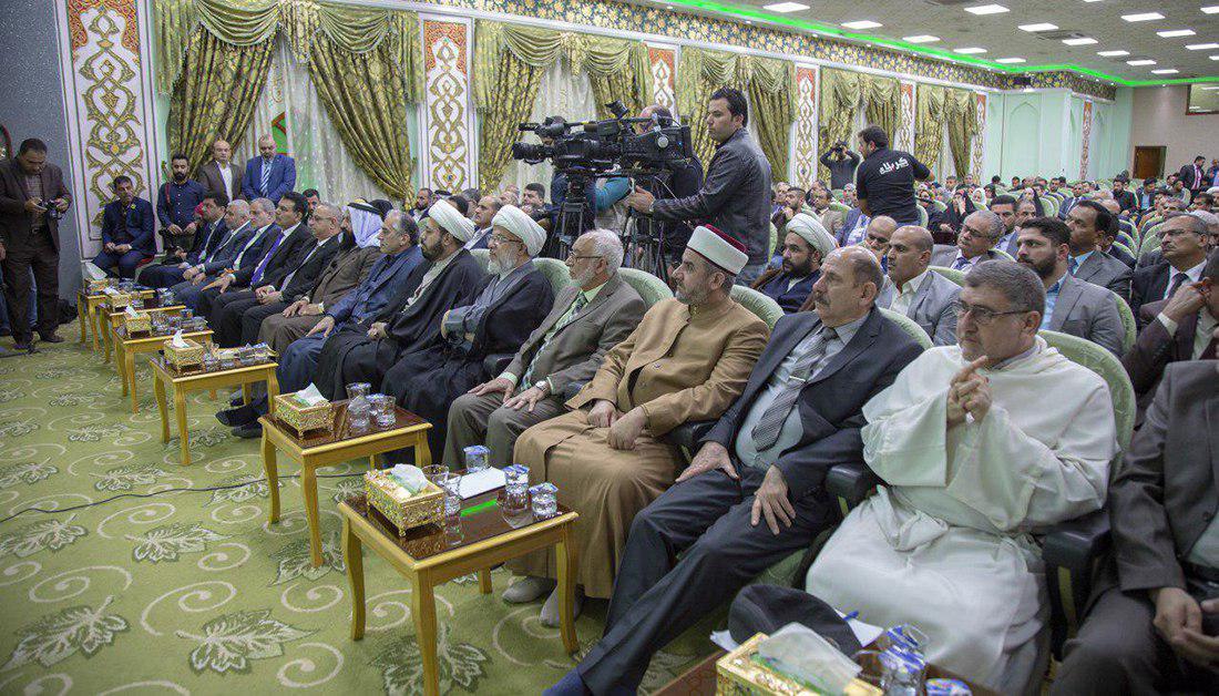 تصویر برگزاری نشست «جنایات داعش علیه آثار باستانی و زیارتگاهها» با حضور 22 کشور