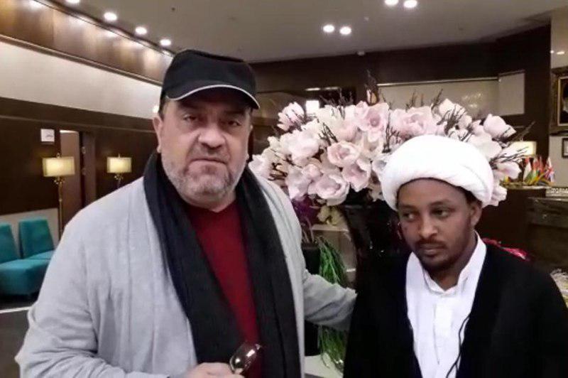 تصویر تاسیس اولین مرکز اسلامی شیعیان در کشور اتیوپی توسط کمیته جهانی حضرت سید الشهدا علیه السلام