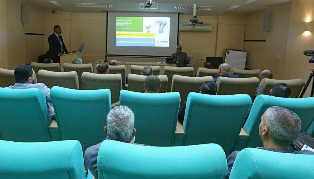 تصویر همکاری مشترک بیمارستان آستان مقدس حسینی و انجمن بین المللی پزشکی