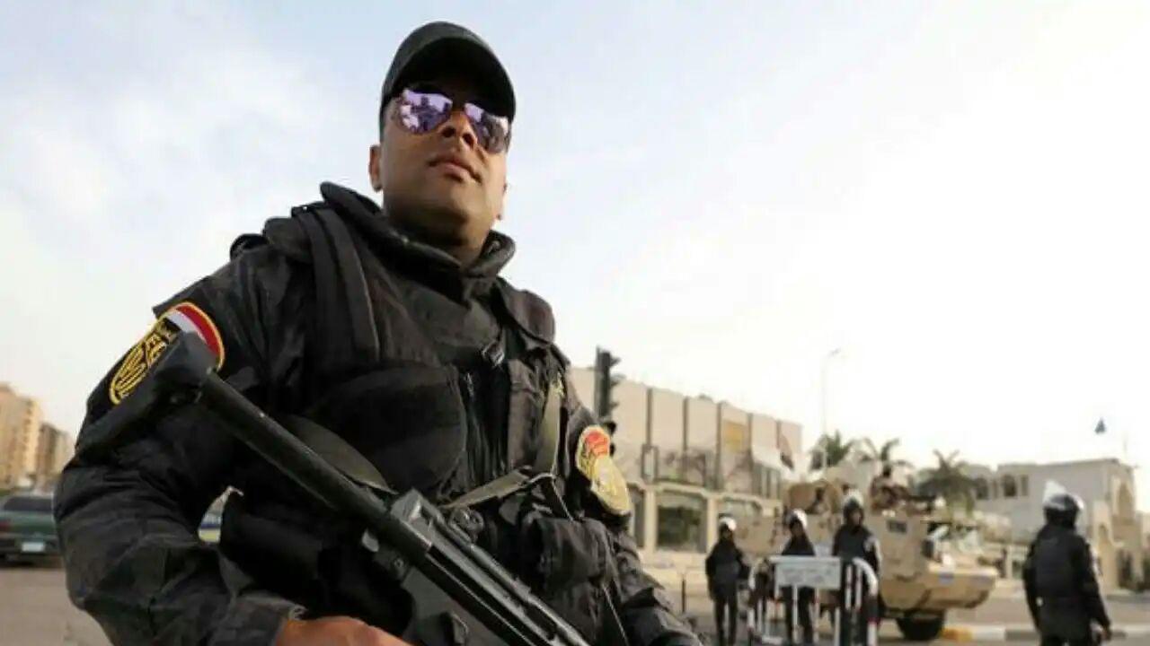 تصویر هلاکت یکی از سرکردگان داعش در سینای مصر
