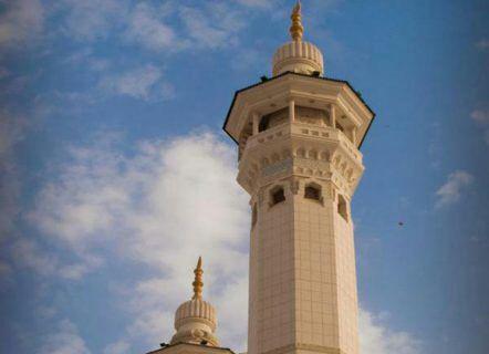 تصویر ممنوعیت پخش نماز از بلندگوهای مساجد در اردن