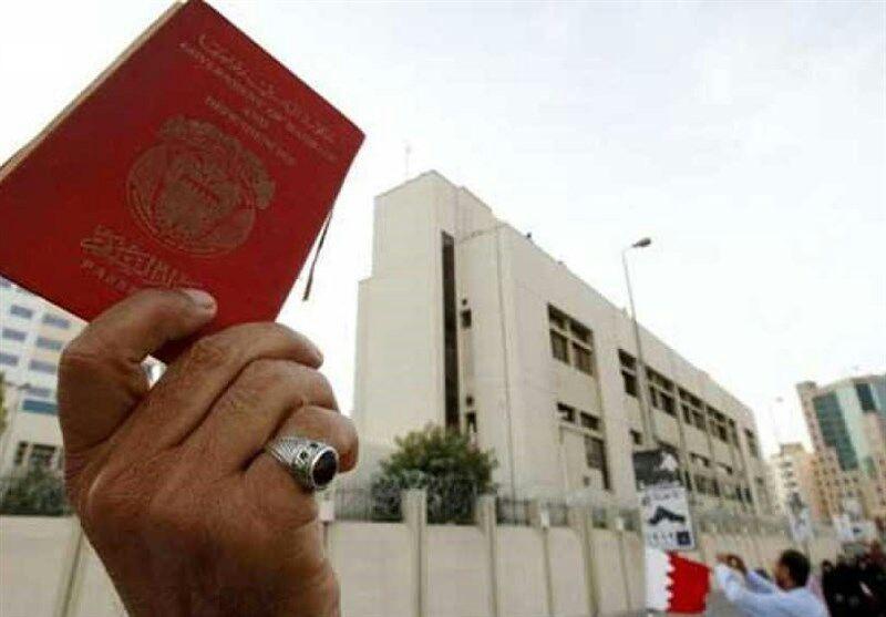 تصویر افزایش سلب تابعیت شدگان شیعه بحرینی