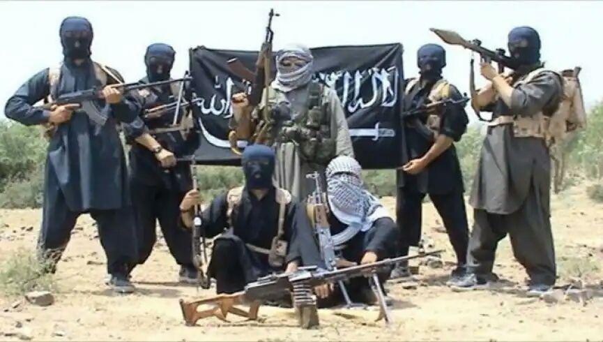 تصویر دستگیری چهار تروریست القاعده در پاکستان