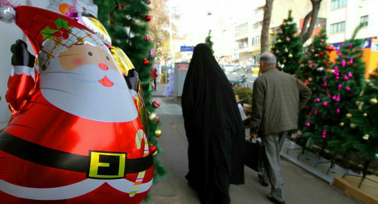 تصویر امام جماعت اهل تسنن: تبریک گفتن سال نو به مسیحیان از قتل بدتر است!
