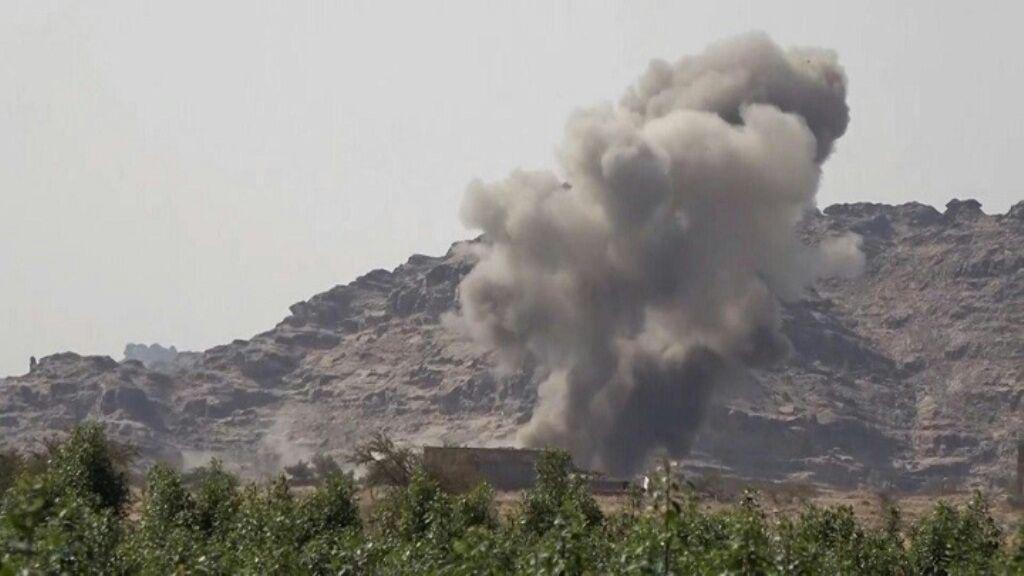 تصویر ۱۹۱ بار نقض آتش بس در الحدیده توسط ائتلاف سعودی