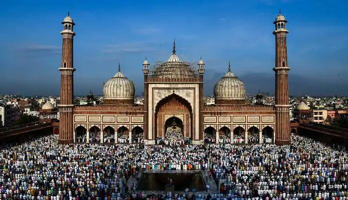 تصویر ۵۰۰ میلیون مسلمان در کشورهای غیر اسلامی