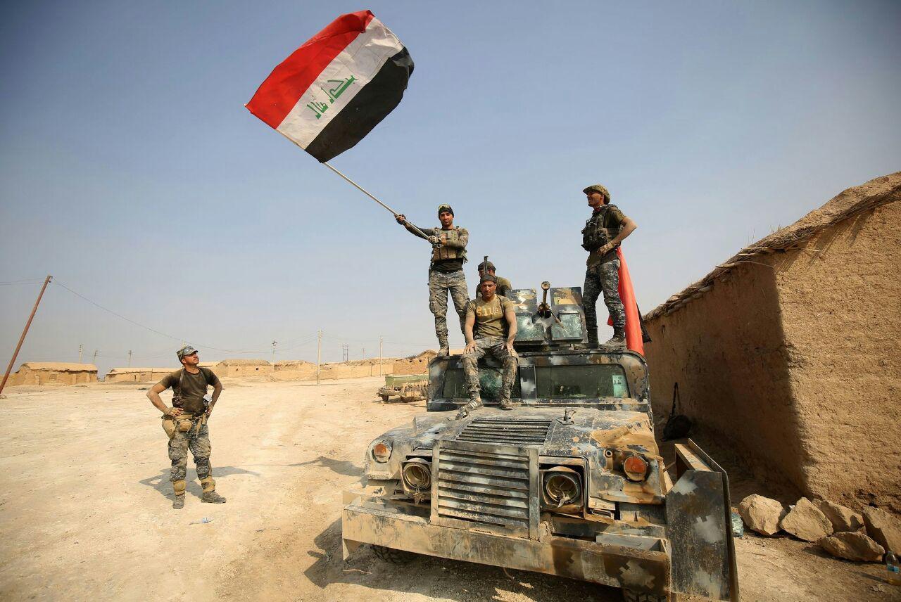 تصویر حمله سنی های تندرو به غرب موصل ناکام ماند