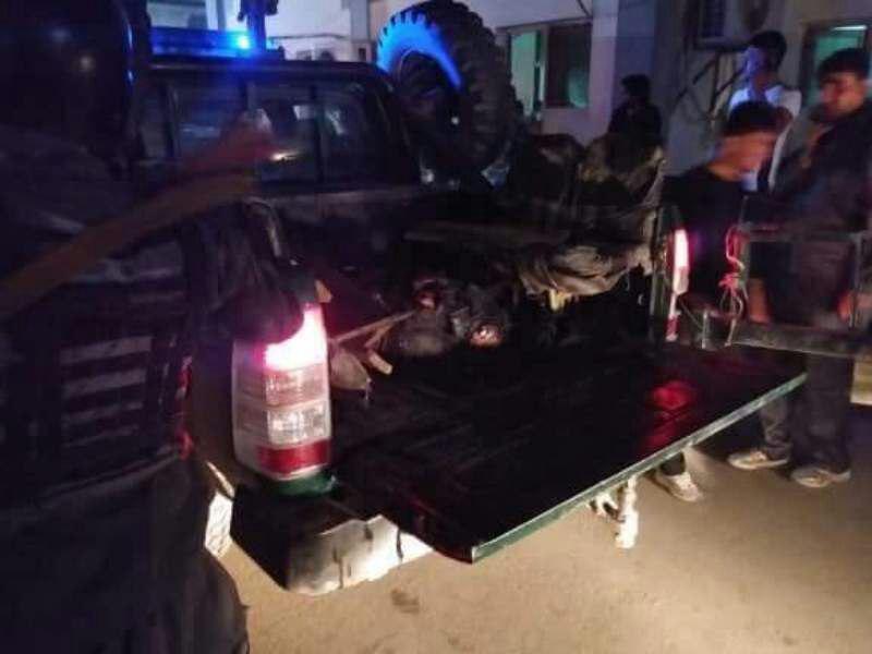 تصویر دست کم 4 شهید و بیش از 100 زخمی در پی حمله تروریستی سنی های تندروی طالبان در کابل