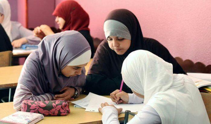 تصویر والدین انگلیسی مانع شرکت فرزندانشان در کلاس های اسلام شناسی می شوند !