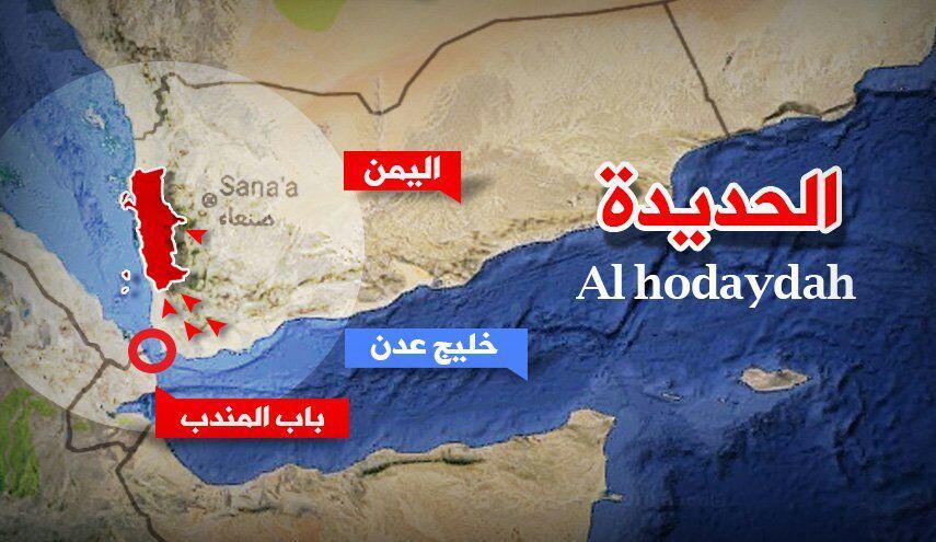 تصویر آوارگی بیش از یک میلیون نفر از اهالی «الحدیده» یمن
