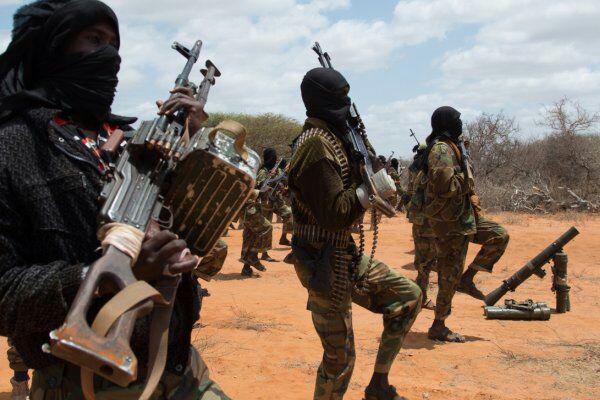 تصویر الشباب ۶۰ کودک را در سومالی ربود
