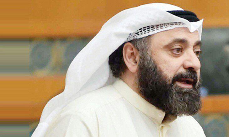 تصویر حکم حبس نماینده تندرو و ضد شیعی کویت به اتهام رابطه نامشروع