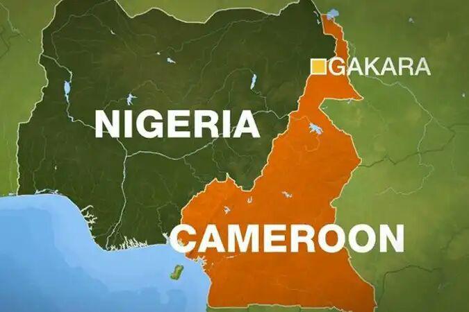 تصویر فرار هزاران نیجریهای به کامرون از بیم بوکوحرام