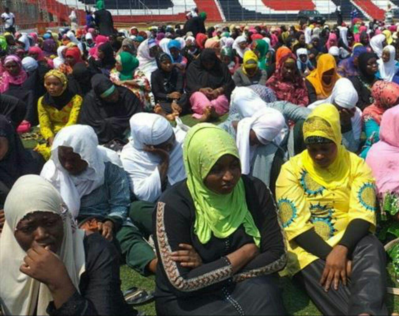 Photo of مسلمانان لیبریا از دولت خواستند حجاب را برای زنان مسلمان آزاد کند
