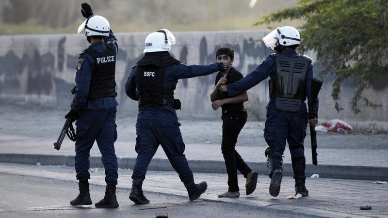 تصویر بازداشت 40 شهروند بحرینی از آغاز سال جاری میلادی