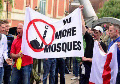 تصویر افزایش بیسابقه اسلام هراسی در سوئد