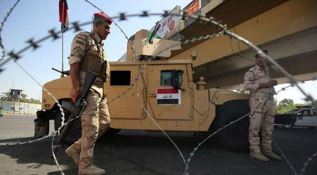 تصویر شکست سنی های تندروی داعش در نفوذ از سوریه به عراق