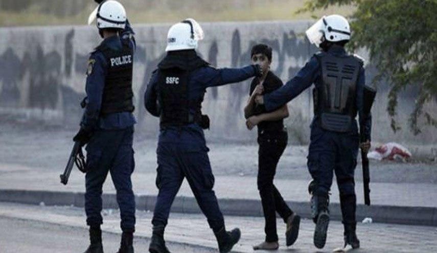 تصویر بازداشت کودکان و سلب تابعیت فعالان در بحرین