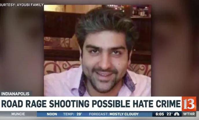 تصویر قربانی شدن یک جوان مسلمان در حمله اسلام هراسانه در آمریکا