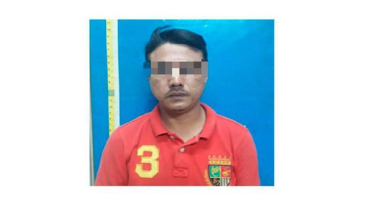 تصویر پلیس از دستگیری عامل گذاشتن بت در مساجد مالزی خبر داد