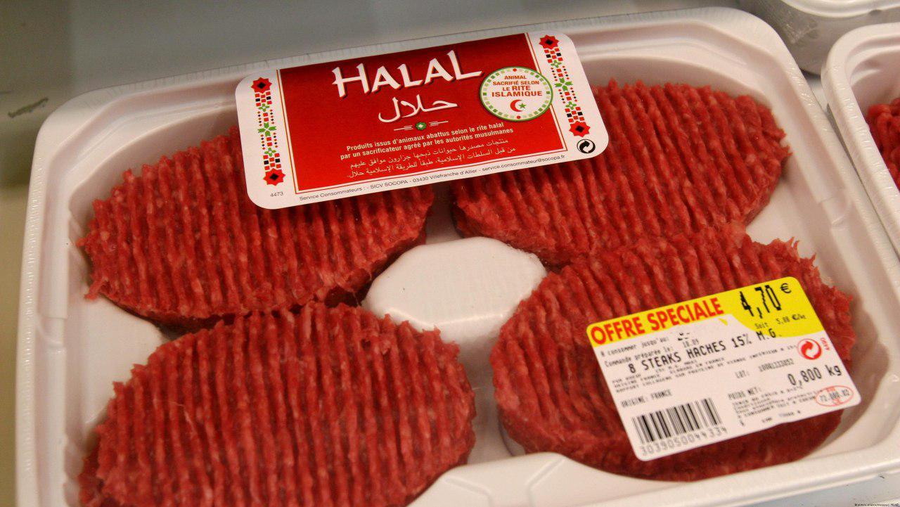 تصویر دادگاه عالی اتحادیه اروپا: گوشت ذبح حلال نمی تواند برچست «ارگانیک» داشته باشد