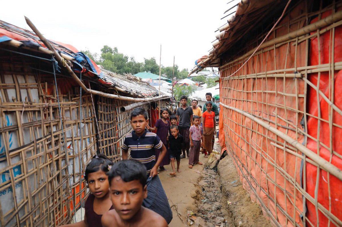 تصویر درخواست سازمان ملل از بنگلادش: درها را به روی آوارگان مسلمان نبندید