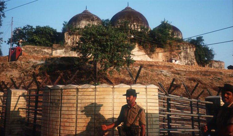 تصویر ماجرای مسجد بابری؛ سرانجام هیئت میانجی میان مسلمانان و هندوها تعیین شد