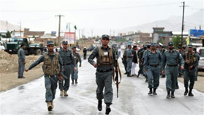 تصویر هلاکت 8 نفر از عناصر طالبان در فراه